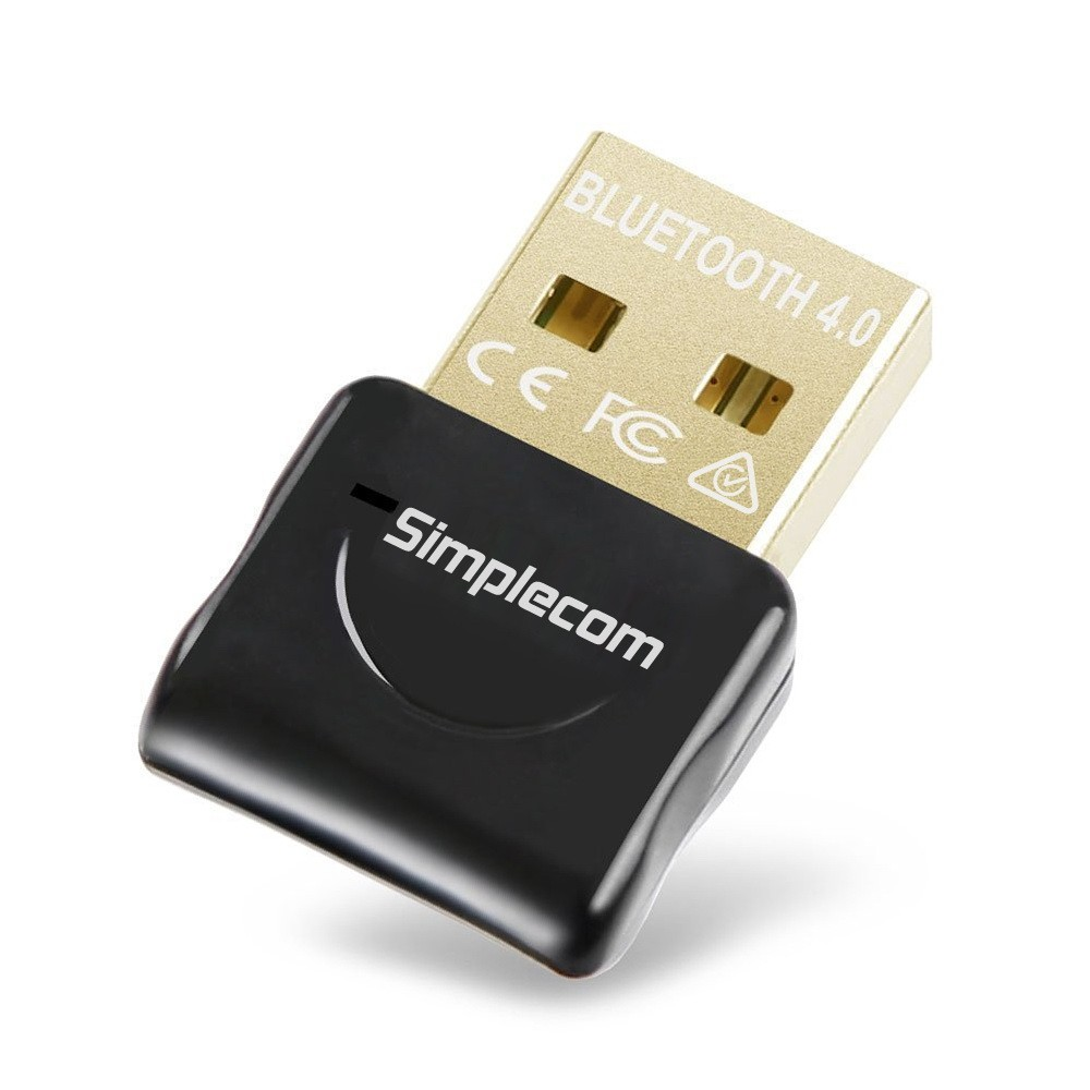 simplecom nb407 usb bluetooth 4 0 widcomm adapter wireless dongle with a2dp edr powerhousepc. Black Bedroom Furniture Sets. Home Design Ideas
