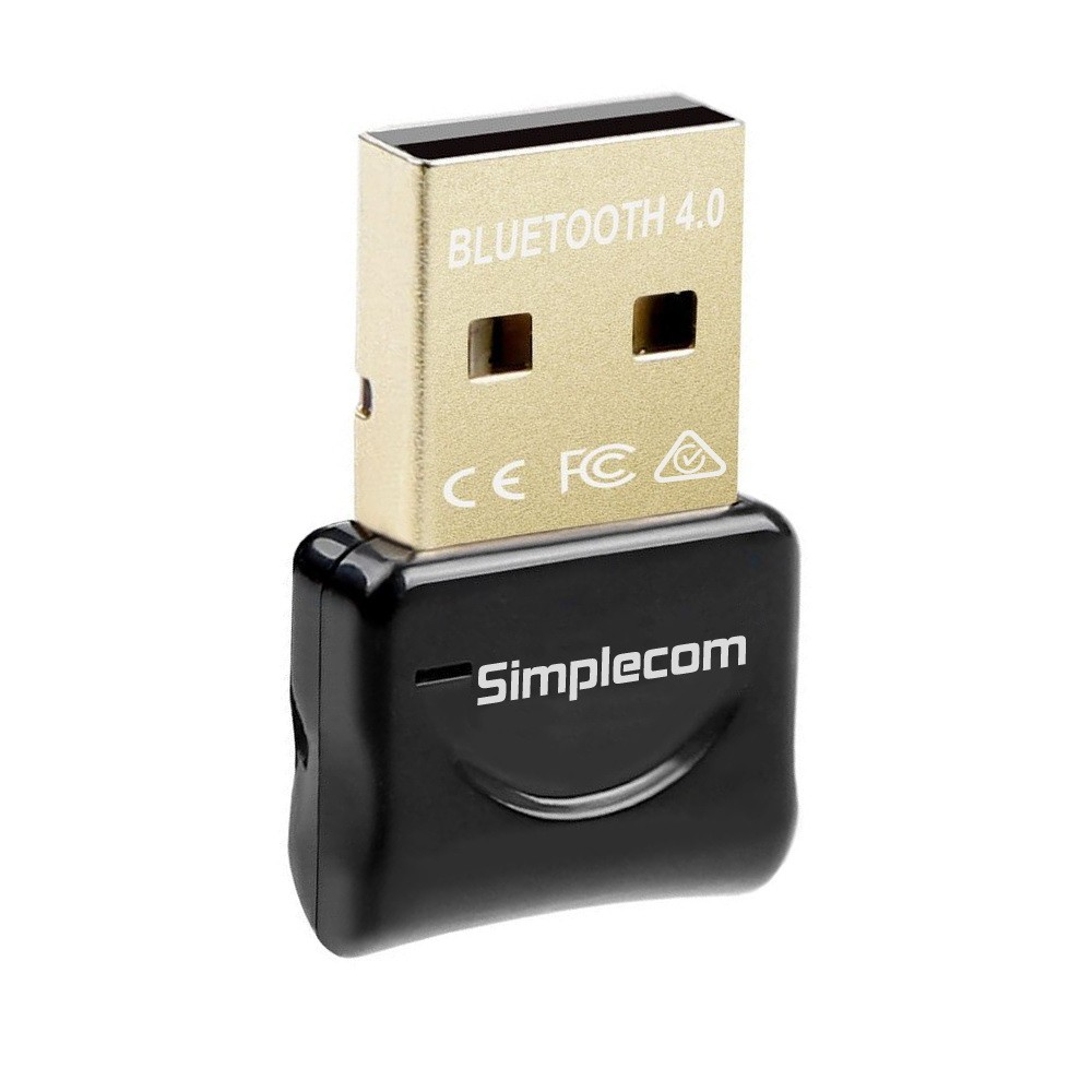 simplecom nb407 usb bluetooth 4 0 widcomm adapter wireless. Black Bedroom Furniture Sets. Home Design Ideas