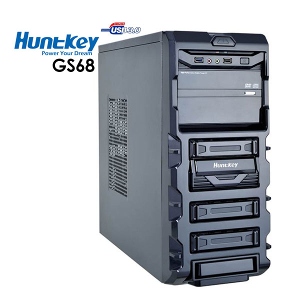 Huntkey GS68 Gaming Case (No PSU)