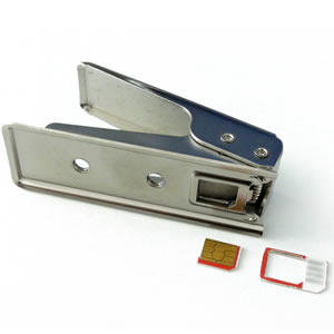 Micro Sim Card Cutter for iPad, iPhone 4G, 4S
